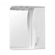 Зеркало-шкаф Амелия 900/С (830*900*200) (Стиль Лайн)