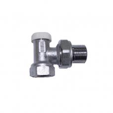 VR284 1/2 Вентиль регулировочный угловой верхний VIEIR