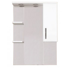 Зеркало-шкаф Неаполь 650/С ЛЕВ.(1046*650*200)(Стиль Лайн)