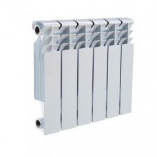 DAMENTO Радиатор алюминиевый 500/80-10 секций
