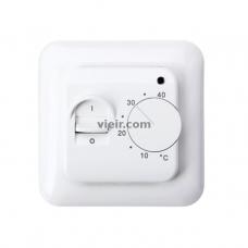 VR 295 Термостат комн.с датч.для тёплого пола VIEIR
