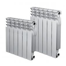 RADENA Радиатор алюминиевый 500/80-8 секций
