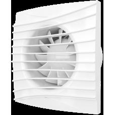 SILENT 5C TURBO вентилятор осевой вытяжной c двигателем повышеной мощности с обратн. клап.