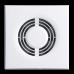 Вентилятор NEO 4 S осевой с антимоскитной сеткой D100