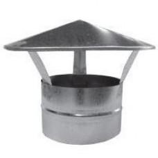 Вентиляция круглая флюгарок ВКФ 100/0.5