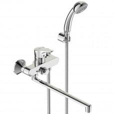 Некст смеситель для ванны излив 400мм BA403AA