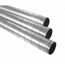 Вентиляция круглая прямой участок ВКПУ 200/3000/0.5