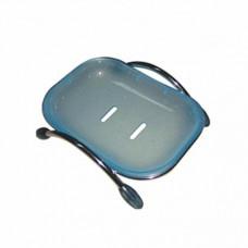 Мыльница Ledeme настольная (голубой) L334