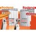 RADENA Радиатор биметаллический 500/80-12 секций