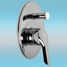 Баланс смеситель для ванны встраиваемый A6997AA