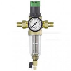 Фильтр с редуктором давления 1/2 (СТЕКЛО.)ViEiR JC158