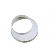 1011РЭП, Соединитель эксцентриковый круглого воздуховода с круглым пластик D100/110