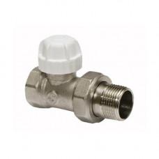 Термоклапан прямой с колпачком М30*1,5 вн/нар 3/4 ALT-T