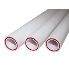 Труба PN20/20  Damento белый(4/100) (производство Россия) 0000000222