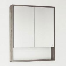 Зеркало-шкаф Экзотик 80(Стиль Лайн)