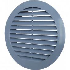 20РКМ Решетка вентиляционная круглая аллюминеевая с фланцем