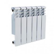 DAMENTO Радиатор алюминиевый 500/80-4 секции