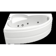 Ванна САГРА 1600*1000 правая на каркасе,без гидромассажа
