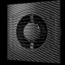 Вентилятор SLIM 4C black carbon