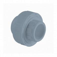 Муфта разъемная 32 (PPR) TB серый