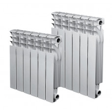 RADENA Радиатор алюминиевый 350/80-12 секций
