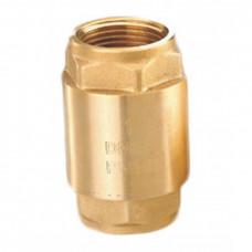 Обратный клапан латунь 1 (405-А-1)