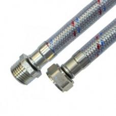 Подводка д/воды сталь1/2 0,8г/ш Damento
