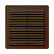 Решетка с москитной сеткой коричневая 1515Р
