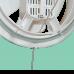 HPS 15 вентилятор осевой оконный D 178
