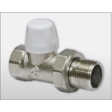 Клапан запорный прямой вн/нар 3/4 ALT-T