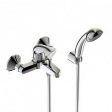 Орион смеситель для ванны/душа+душевой гарнитур BA004AA