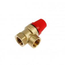 Клапан предохранительный 1/2 В-В (1,5 бар) Damento Clima