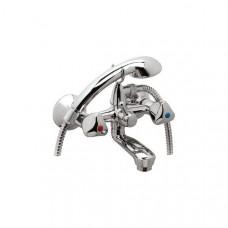 Дельта смеситель для ванны кроткий излив BA148AA