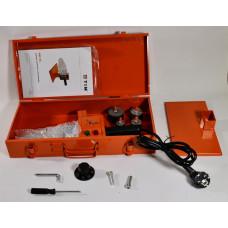 Аппарат д/сварки пласт.труб TIM WM-100C (1200 ВТ,4 насадки)